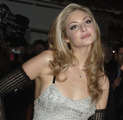 beautiful Actress Tamsin Egerton