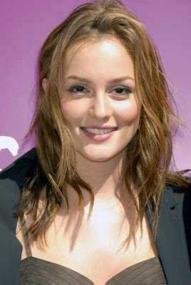 beautiful actress Leighton Meester 2010