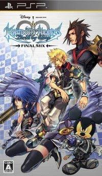 PSP game download Kingdom Hearts Birth by Sleep Final Mix