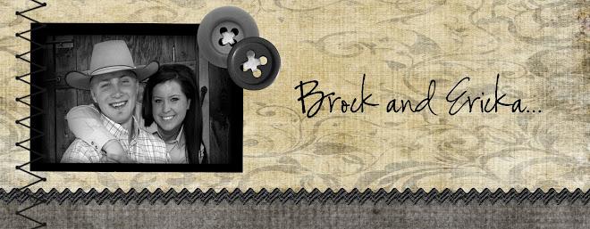 Brock and Ericka