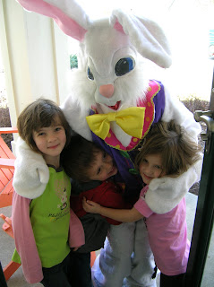 Easter Bunny, Busted