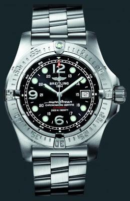 BREITLING SUPEROCEAN STEELFISH watch replica