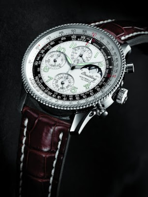Breitling Montbrillant Olympus watch replica