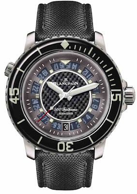 Blancpain 500 Fathoms Only Watch replica