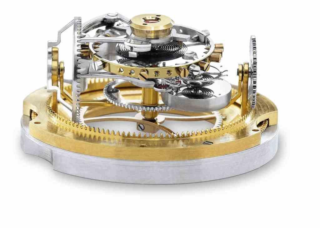 "Master Horologer: Collector's Special : Gubelin ""Turbulences"" Tourbillon Pocket Watch"