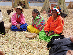 Uro Tribe in Puno