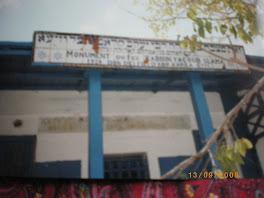 Le Mausolée de rebbi Yacoub Slama à Nabeul