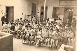 une classe de koutab à Nabeul en 1960
