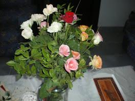 Dites bonnes fêtes avec des fleurs