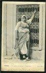 les juives tunisiennes s'habillaient dans le temps de la sorte