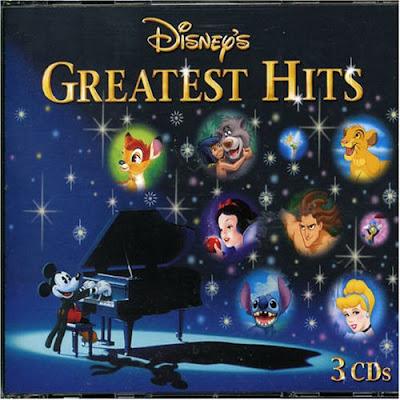 Various Walt Disneys Merriest Songs