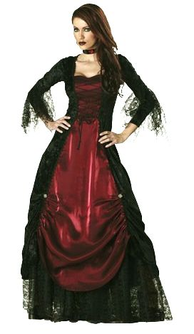 twi k and i wore this gothic vampire costume to the vampire ball at last years twilight convention in san francisco this is a high quality full length