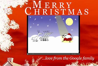 Vánoční video přání pro vaše známé