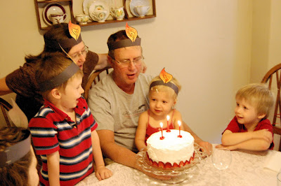 """Celebrating the birth of the church at Pentecost with a """"Pentecost Party"""" and """"Tongues of Fire"""" crowns. (tutorial/printable included)"""