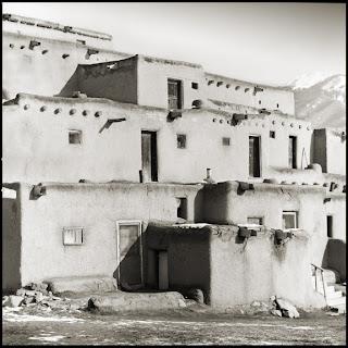 Taos Pueblo - New Mexico - Brandon Allen