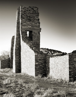 Salinas Mission Ruins - Church at Abo - Brandon Allen