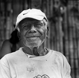 Ecuador Portraits - Brandon Allen Photography - Elderly Man