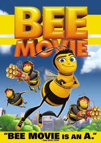 bee movie out of only jerry sei...