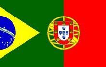 Selo da amizade Brasil/Portugual