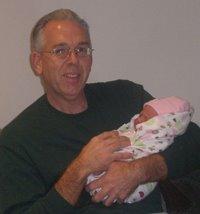 Grandpa Dave and Aeva