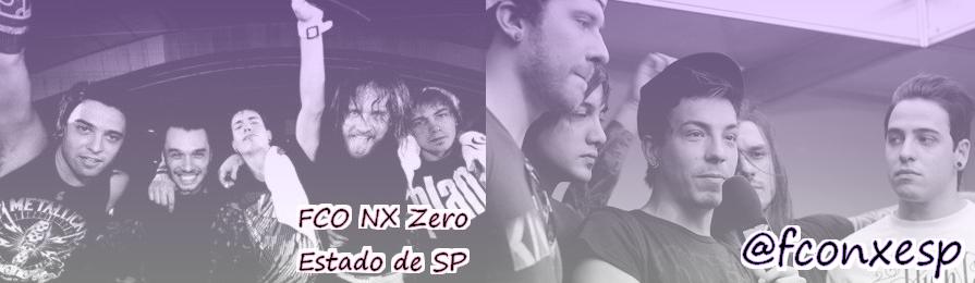 Fã Clube Oficial Nx Zero Estado de SP