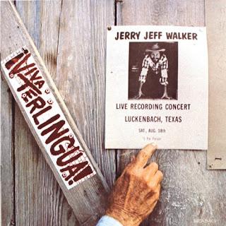 Jerry Jeff Walker, Viva Terlingua
