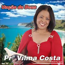Cantora e Prª Vilma Costa