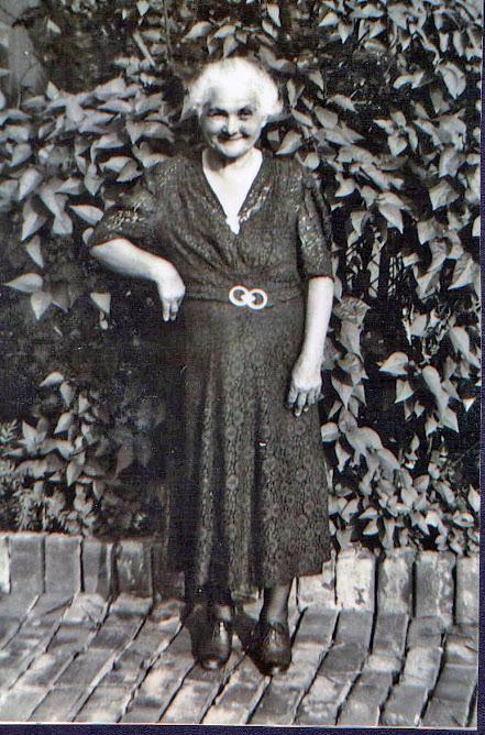 Grandma Gambatese ~1941
