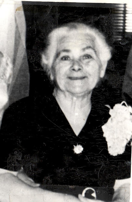 Grandma Gambatese ~1953