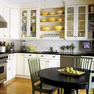 Interior Home Design - White Kitchen Interior Design