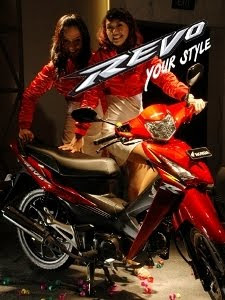 Specification Honda Absolute Revo 110 CC