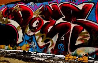 Graffiti Tagging