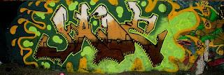 Cool Graffiti Tagging