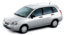 SPECIFICATIONS Suzuki Aerio