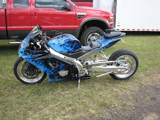 Extreme Modification 2005 Suzuki GSX-R 1000 Turbo