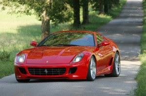 2009 Ferrari 599 GTB Fiorano