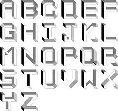 3d Graffiti Alphabet Letters Z