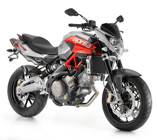 2011 Aprilia Shiver750 Street Fighter Edition