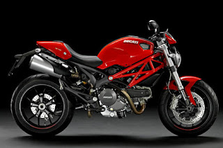 New Ducati Monster 796