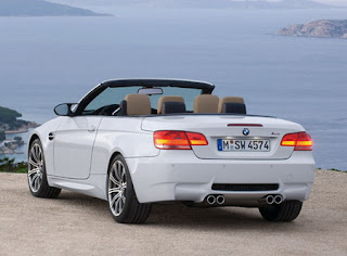 2011 BMW M3 Base Convertible