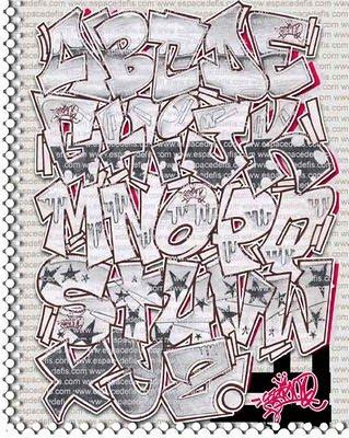 Z Alphabet Designs Cool+Letter+Designs+A-Z Graffiti Alphabet Letter A-Z