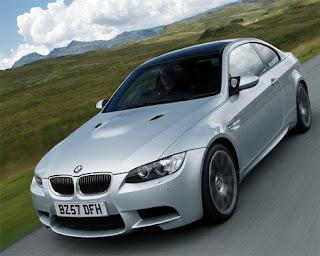 2011 BMW M3 Base Sedan