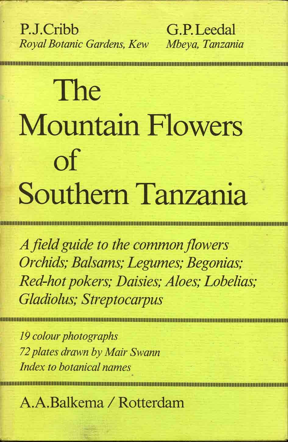 east african notes and records father phil geologist botanist