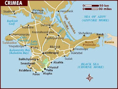 Map of Crimea