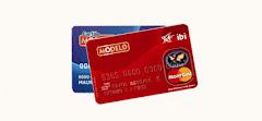 Novo Cartão Modelo Master Card.