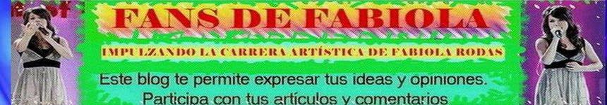 FANS DE FABIOLA