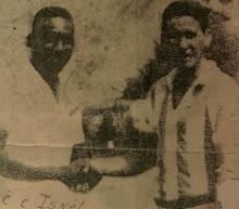 Pelé e Esnel