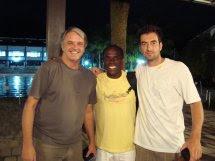 Cláudio Adão em Brusque. 06 mar 09