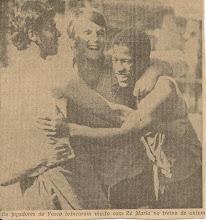 Celso, Valdir e Zé Maria.