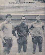 Marcial do Fla, Gilmar do Santos e Manga do Botafogo, 1966
